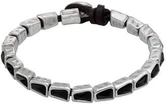 Uno de 50 Snake Ice Swarovski Crystal Bracelet