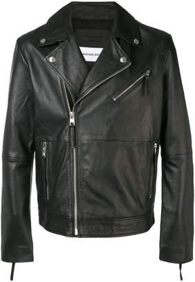 Calvin Klein Jeans biker jacket