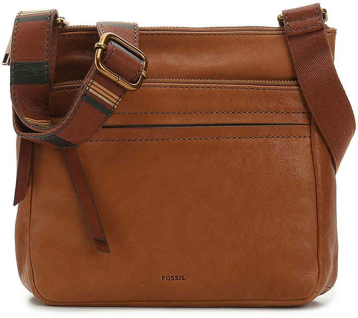 Fossil Corey Leather Crossbody Bag - Women s e1d7942d3b