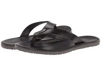 Matteo Massimo Leather Thong Sandal