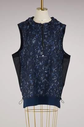 adidas by Stella McCartney Run Adizero sleeveless jacket