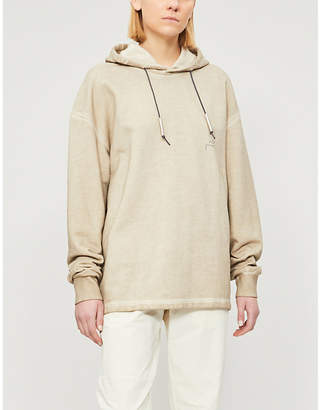 A-Cold-Wall* Oversized faded-wash hoody