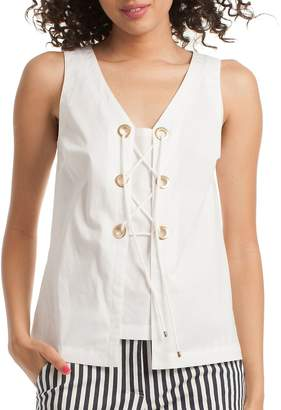 Trina Turk Women's Geary Sleeveless Top