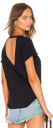 Michael Lauren Josiah Cut Out Tee