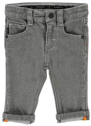 Givenchy Straight-Leg Denim Pants, Size 12-18 Months