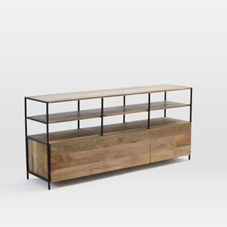 "west elm Industrial Modular Media Console (67"")"
