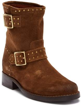 Frye Vicky Stud Engineer Boot