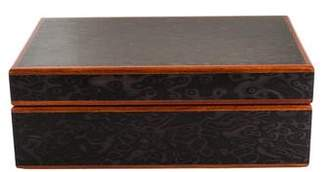Agresti Lacquered Jewelry Box