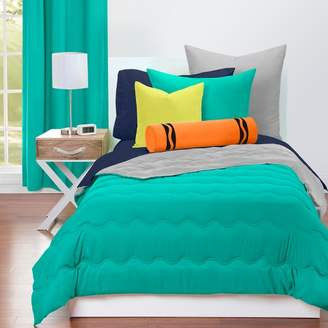 Crayola Tranquil Teal Comforter Sets (Twin)
