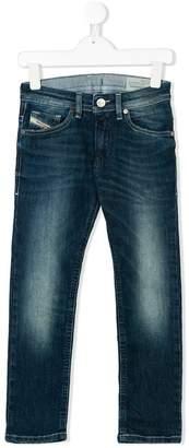 Diesel faded slim jeans