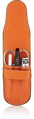 Barneys New York Men's Travel Manicure Set - Orange