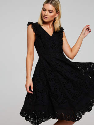 Portmans Australia Summer Escape Broiderie Dress