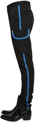 Calvin Klein Wool Gabardine Pants