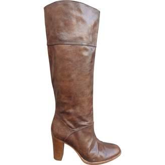 Joseph Leather boots