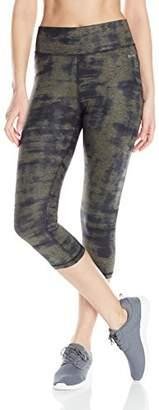 Spalding Women's Reflective Cyclone Crop Legging
