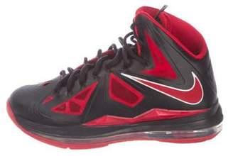 Nike Lebron X Sneakers