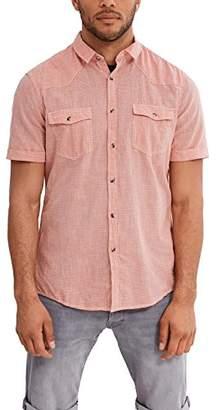 Esprit edc by Men's 047CC2F007 Leisure Shirt,L