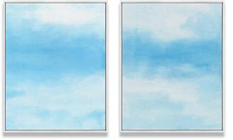 One Kings Lane Ilana Greenberg - Daydreams Diptych Art