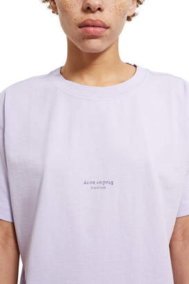 Acne Studios Jopa T Shirt Dress