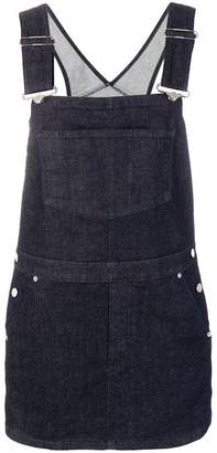 Givenchy denim dungaree dress
