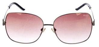 Just Cavalli Gradient Oversize Sunglasses
