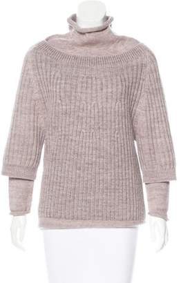 Derek Lam Wool Turtleneck Sweater