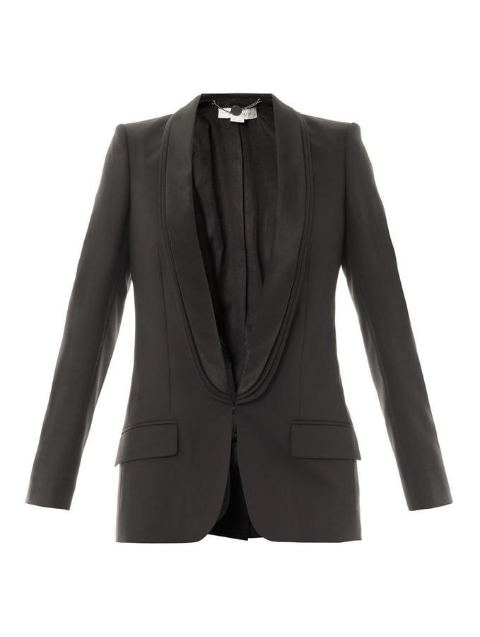 Stella McCartney Mathilda tailored jacket