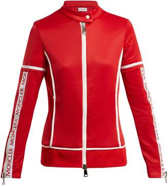 Moncler Maglia jersey stretch track top