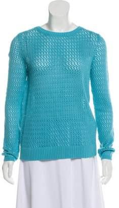 Calypso Long Sleeve Knit Sweater Long Sleeve Knit Sweater