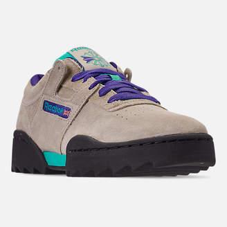 Reebok Men's Workout Ripple OG Casual Shoes