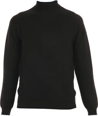 Kangra Wool Mock Turtleneck