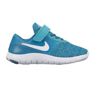 Nike Flex Contact Girls Running Shoes - Little Kids
