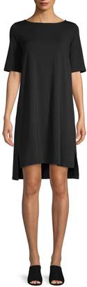 Eileen Fisher Classic Easy-Fit Shirt Dress