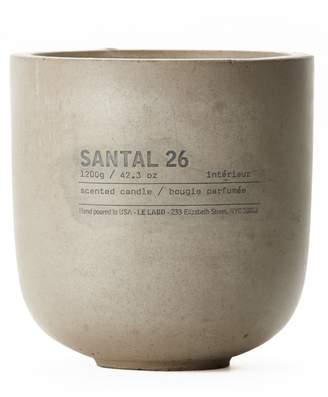 Le Labo Santal 26 Concrete Candle