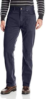 UNIONBAY Men's Shay Stretch 5 Pocket Straight Pant