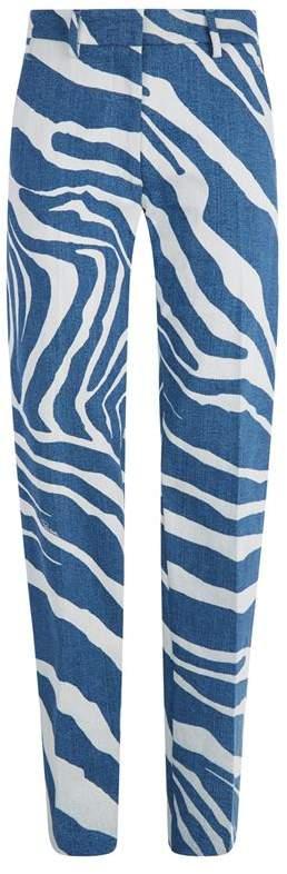 Tiger Stripe Jeans