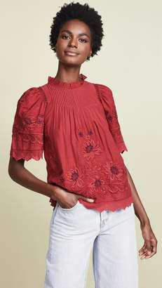Sea Greta Blouse