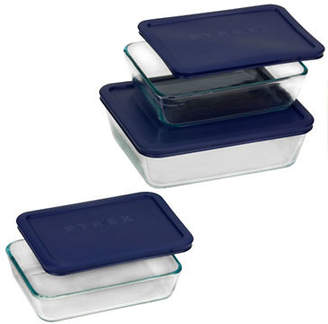 Pyrex Storage Plus 6 Piece Set
