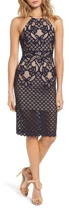 Women's Bardot Mila Lace Dress $119 thestylecure.com