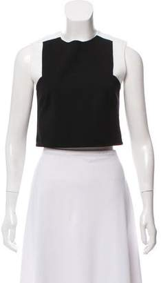 Torn By Ronny Kobo Sleeveless Crop Top