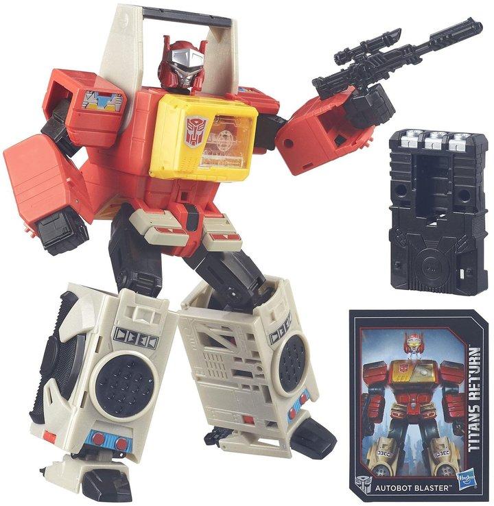 Transformers Gen Leader Autobot Blassortmenter Action Figure