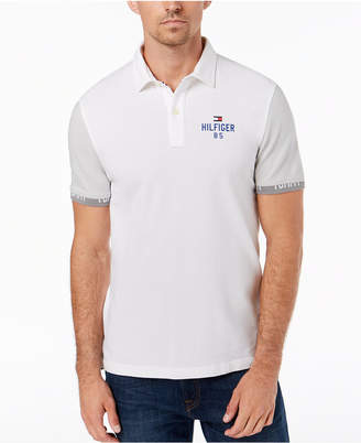 Tommy Hilfiger Men's Carl Custom Fit Polo Shirt