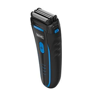 Wahl Groomsman Electric Shaver 7063 Rechargeable Electric Wet/Dry Waterproof Shaver For Men's Grooming With Lithium Ion Battery