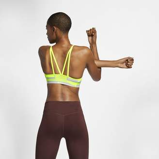 Nike Women's Medium Support Sports Bra Flyknit Indy