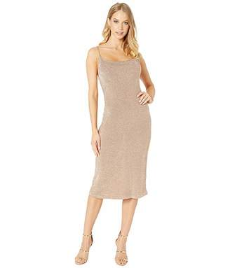 Bardot Dani Lurex Knit Dress