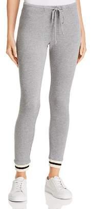 Monrow Cuffed Skinny Sweatpants