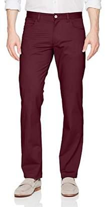 Calvin Klein Men's Slim Fit 4-Pocket Sateen Pant