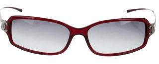 Chanel Rectangle CC Sunglasses