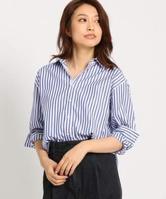 Dessin (デッサン) - Dessin 【洗える】アイコニックストライプコットンシャツ