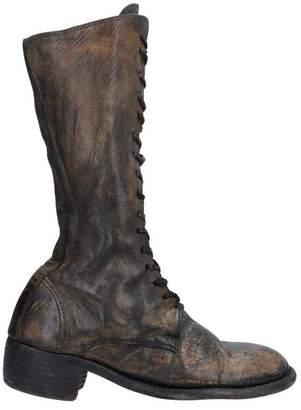 Guidi ブーツ